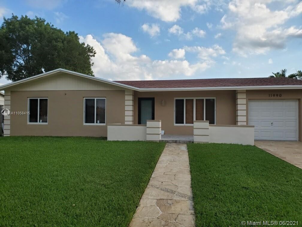 11990 SW 118th St  For Sale A11058415, FL