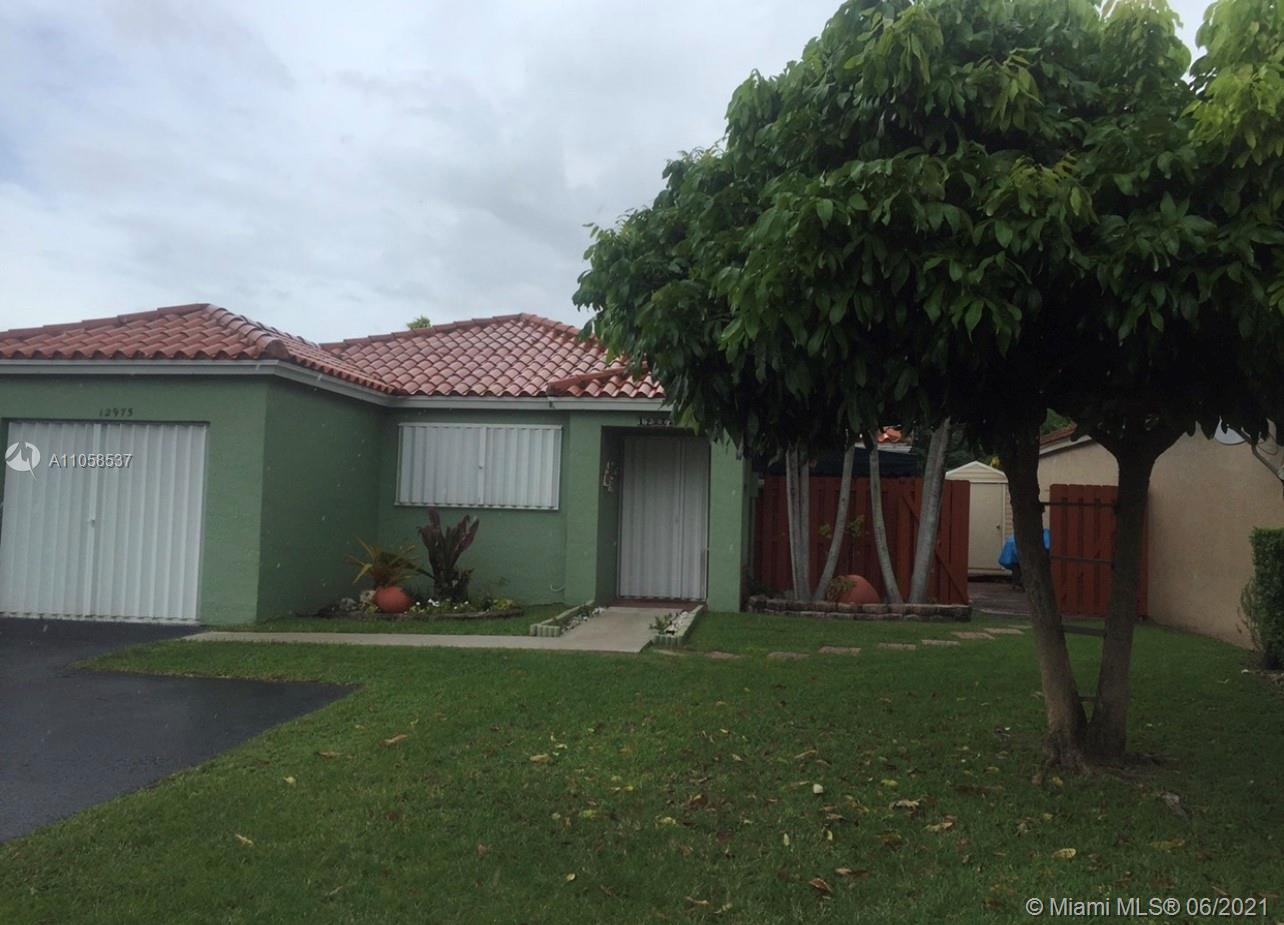 12975 SW 150th Ter  For Sale A11058537, FL