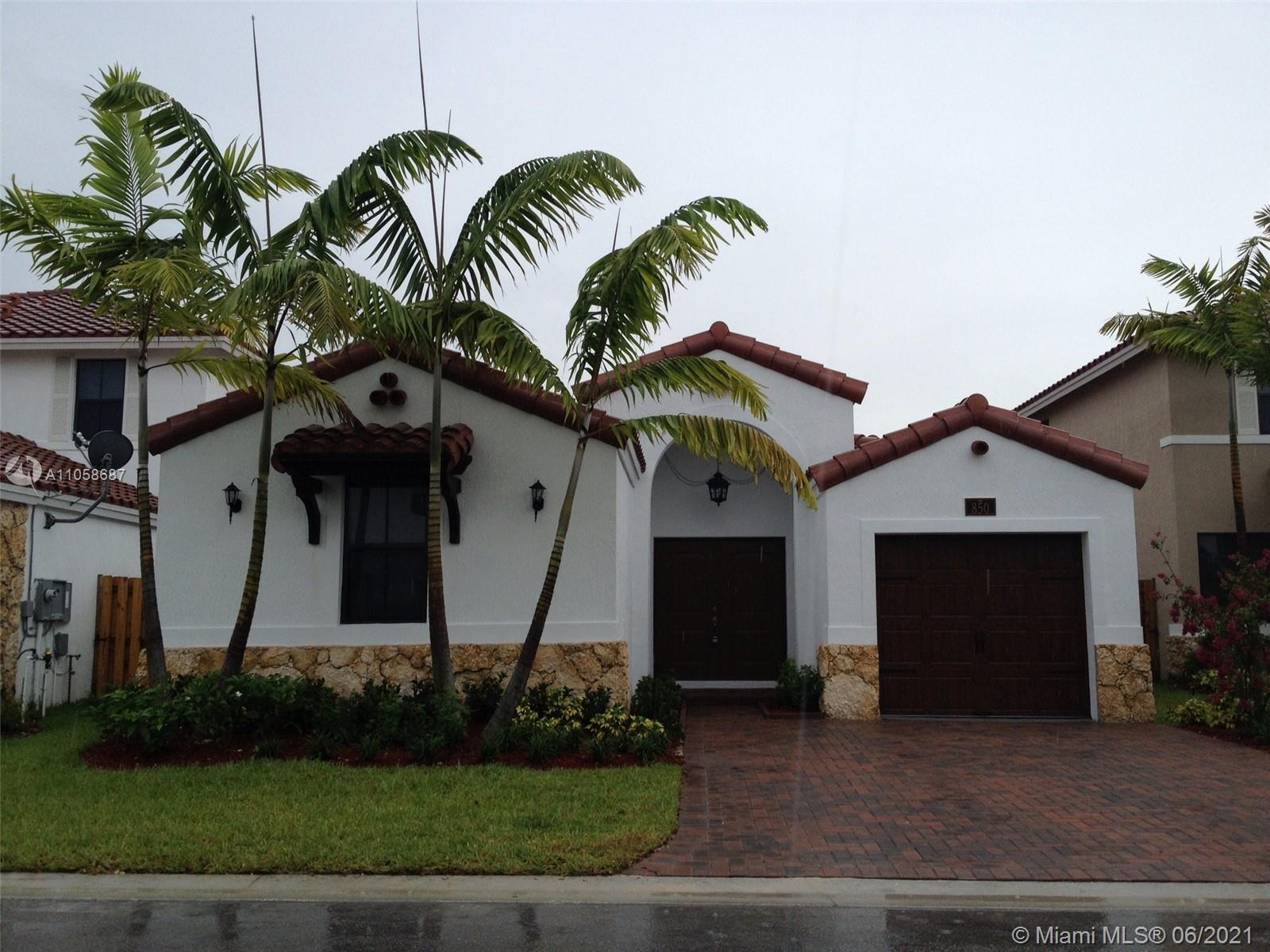 850 NW 99th Ave  For Sale A11058687, FL