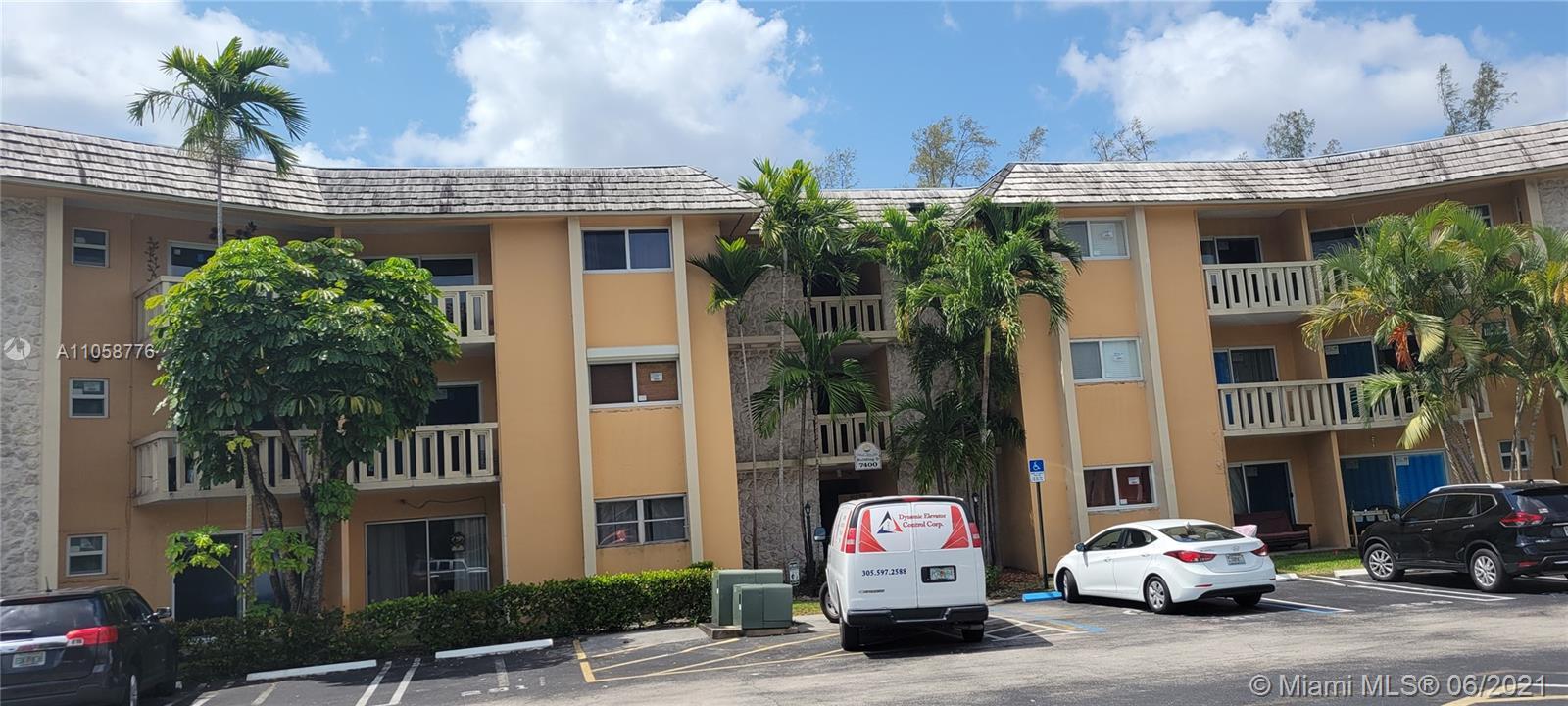 7400  Miami Lakes Dr #D301 For Sale A11058776, FL