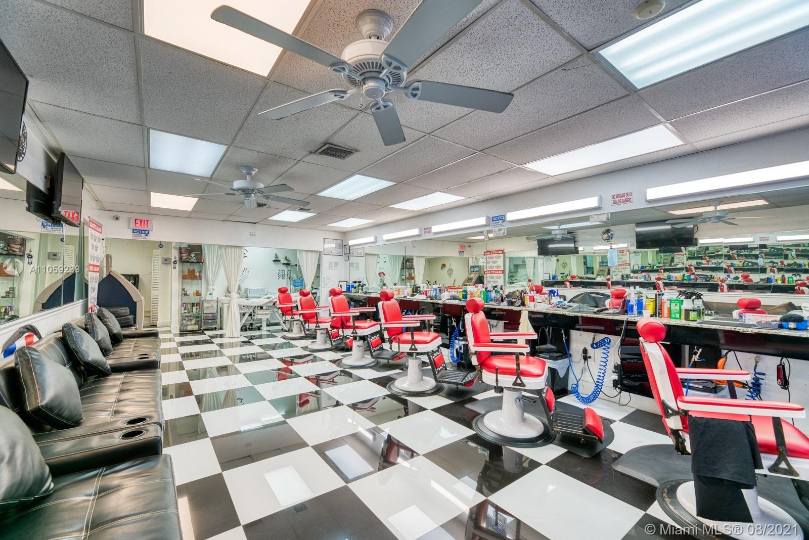 Salon On West Flagler For Sale  For Sale A11059239, FL
