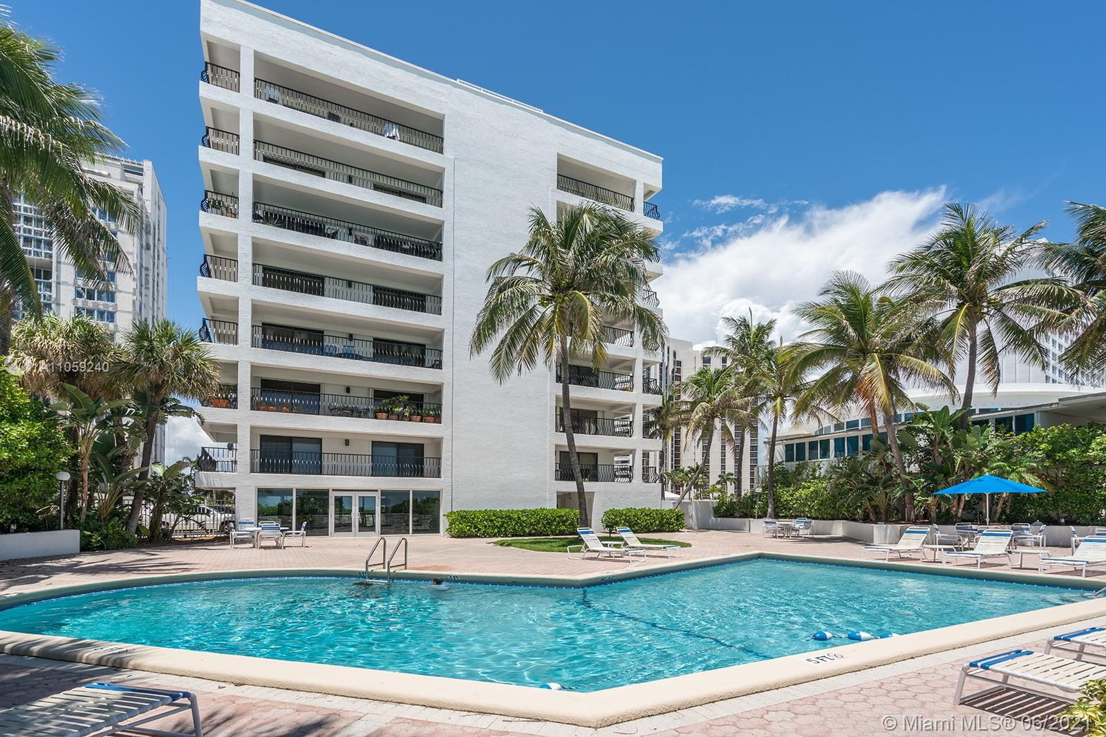 5415  Collins Ave #605 For Sale A11059240, FL