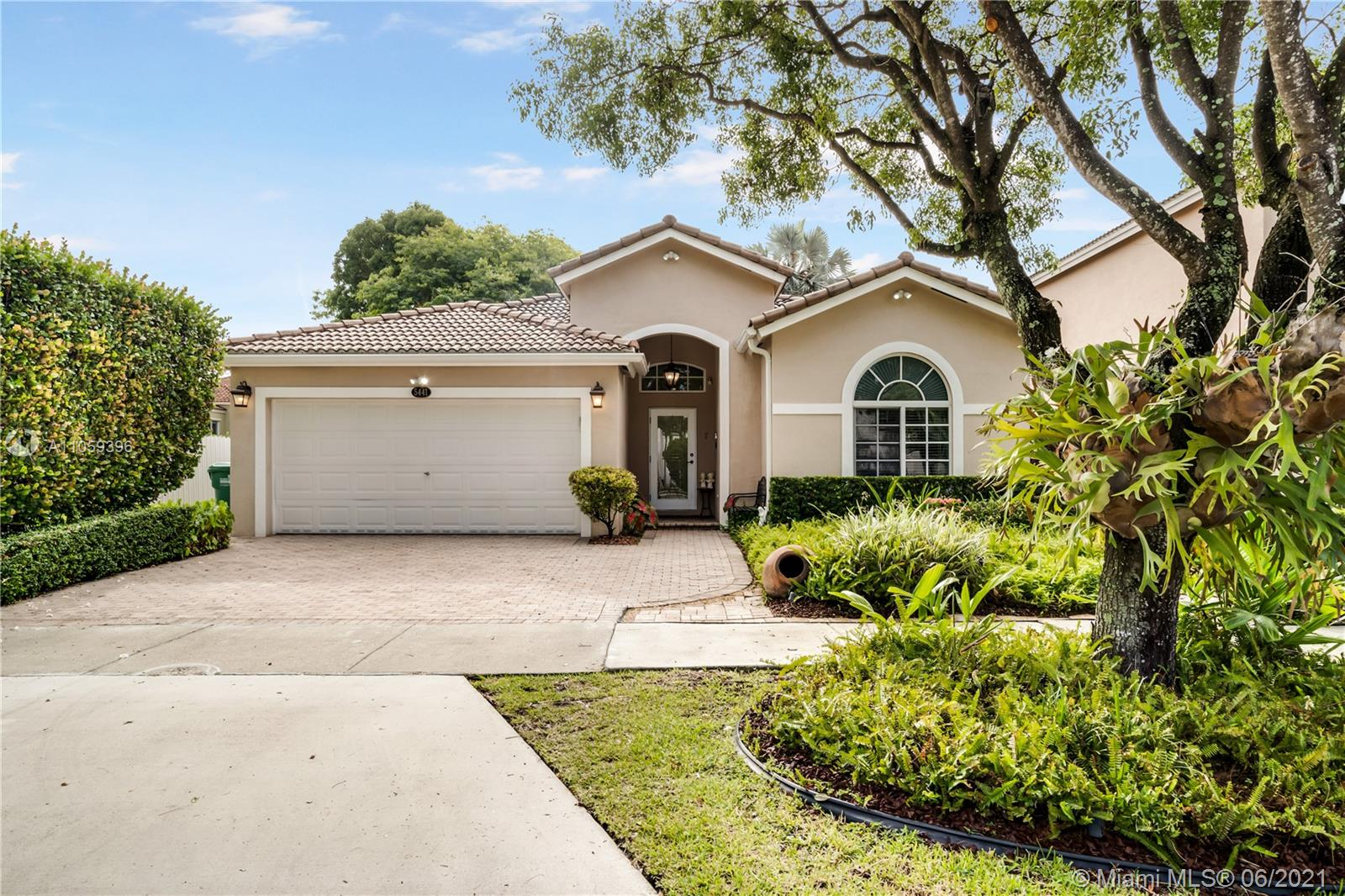 5441 NW 110th Ave  For Sale A11059396, FL