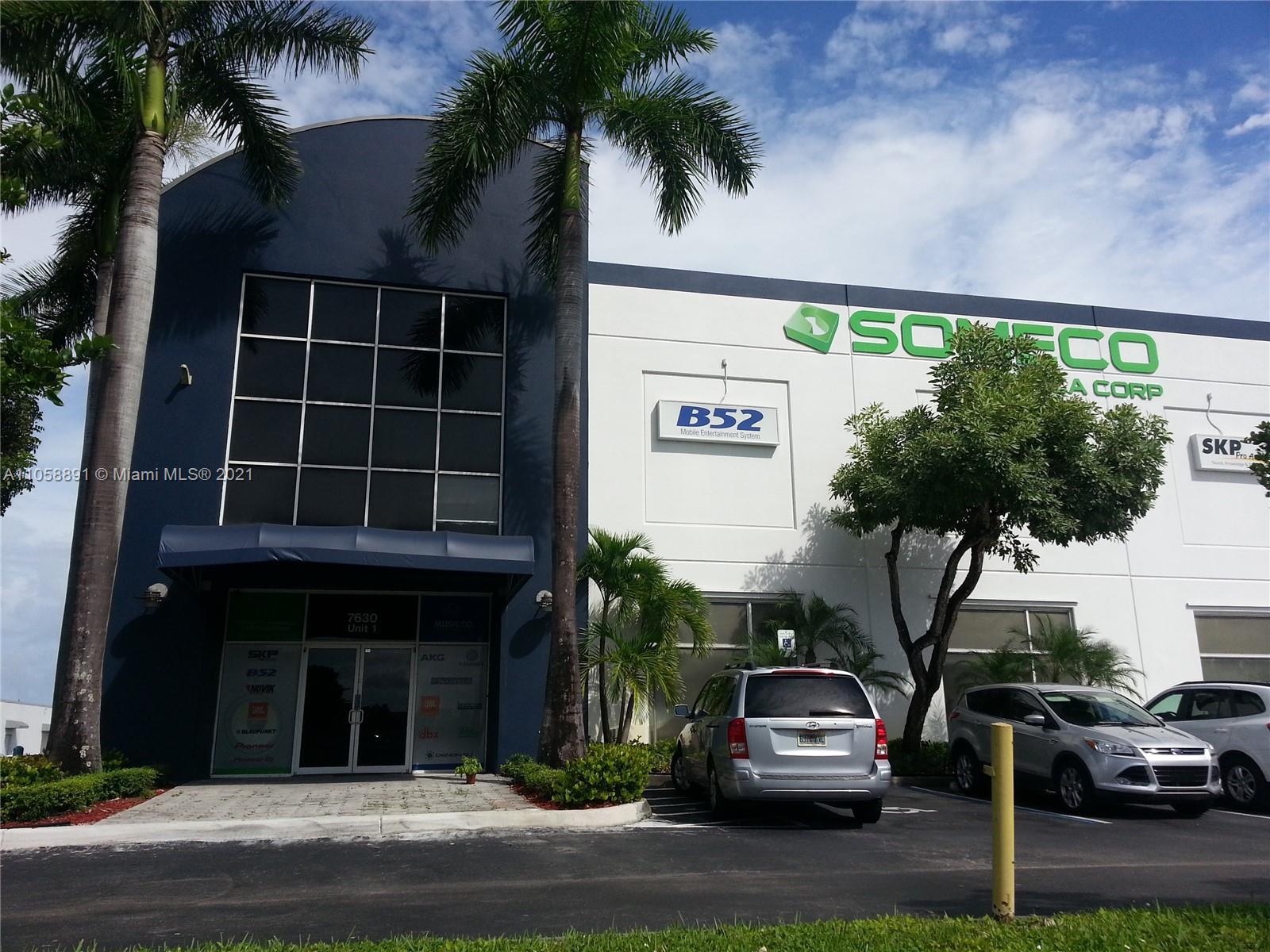 7630 NW 25th St 1, Miami, FL 33122