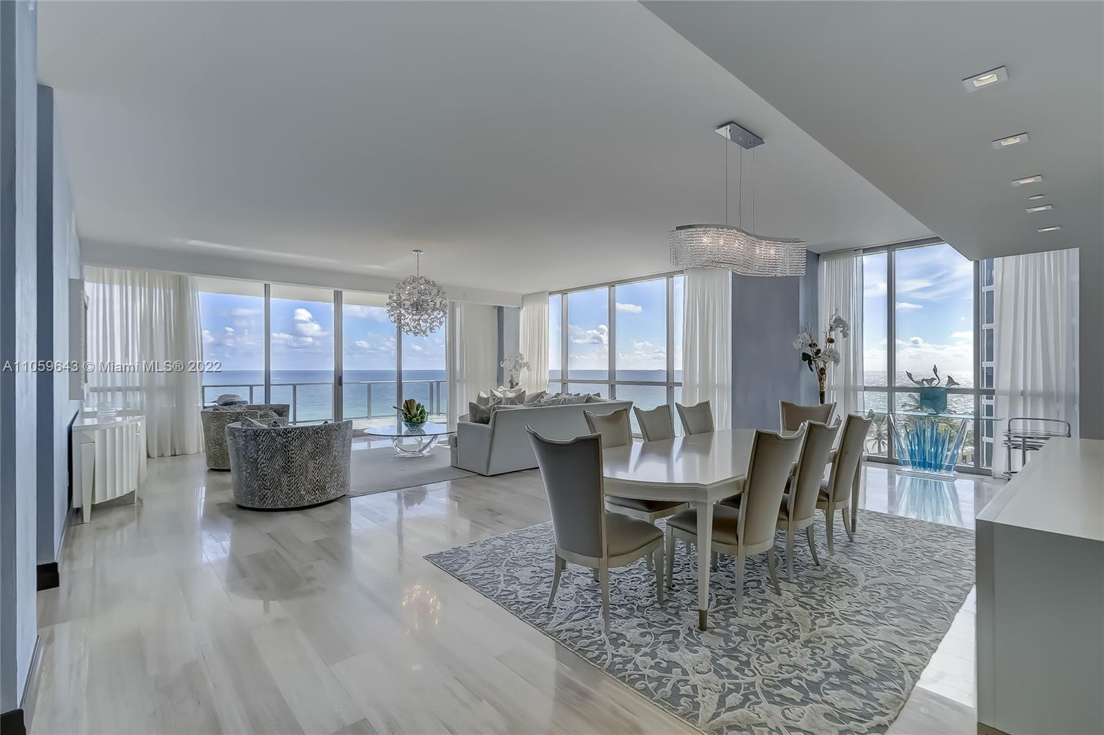 17749  Collins Ave #602 For Sale A11059643, FL