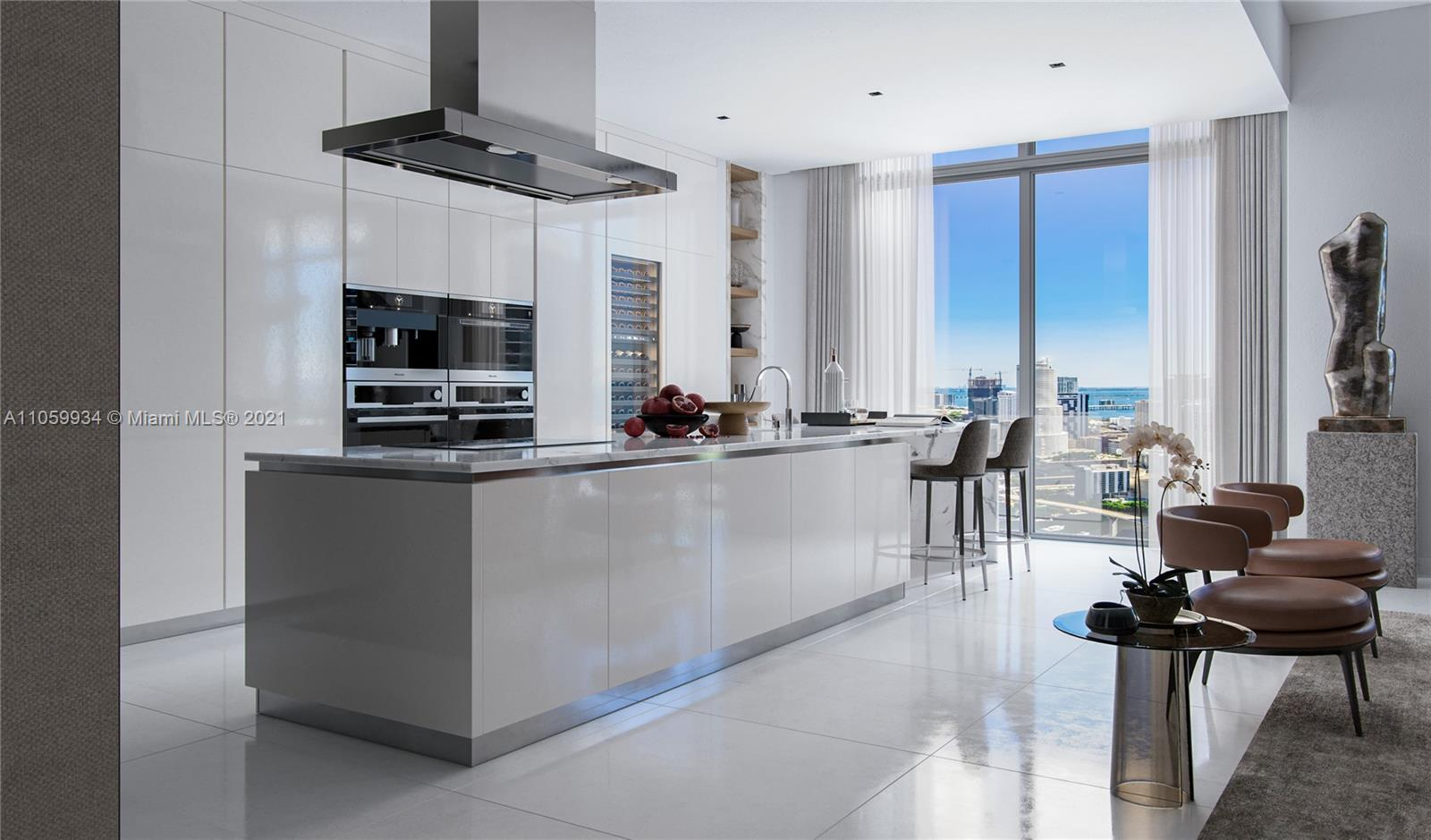 88 SW 7th St #4302 For Sale A11059934, FL