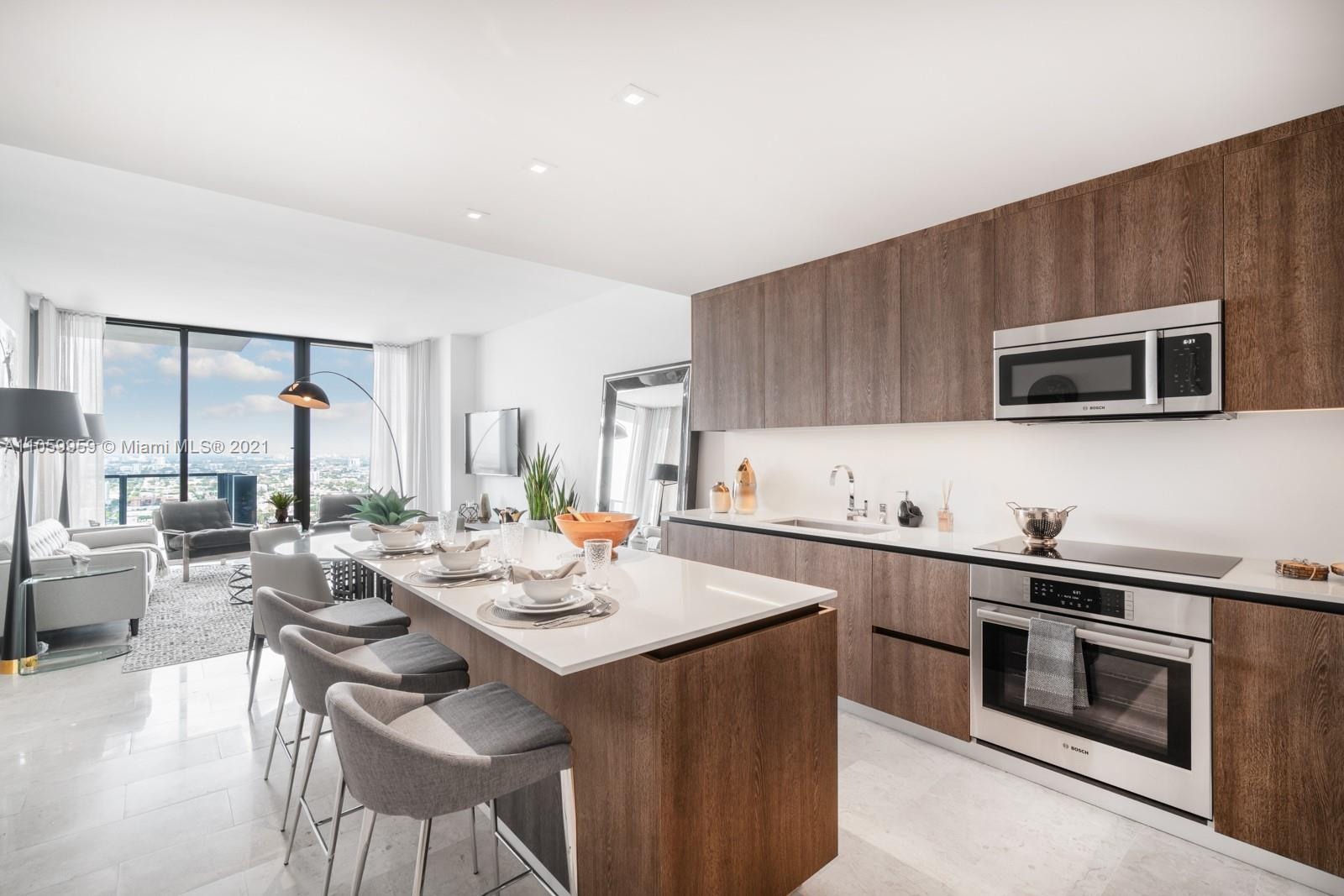 88 SW 7th St #3106 For Sale A11059959, FL