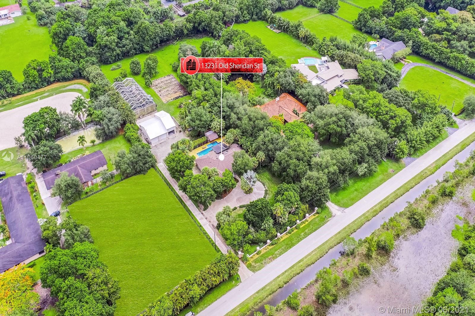 13231  Old Sheridan St  For Sale A11060477, FL