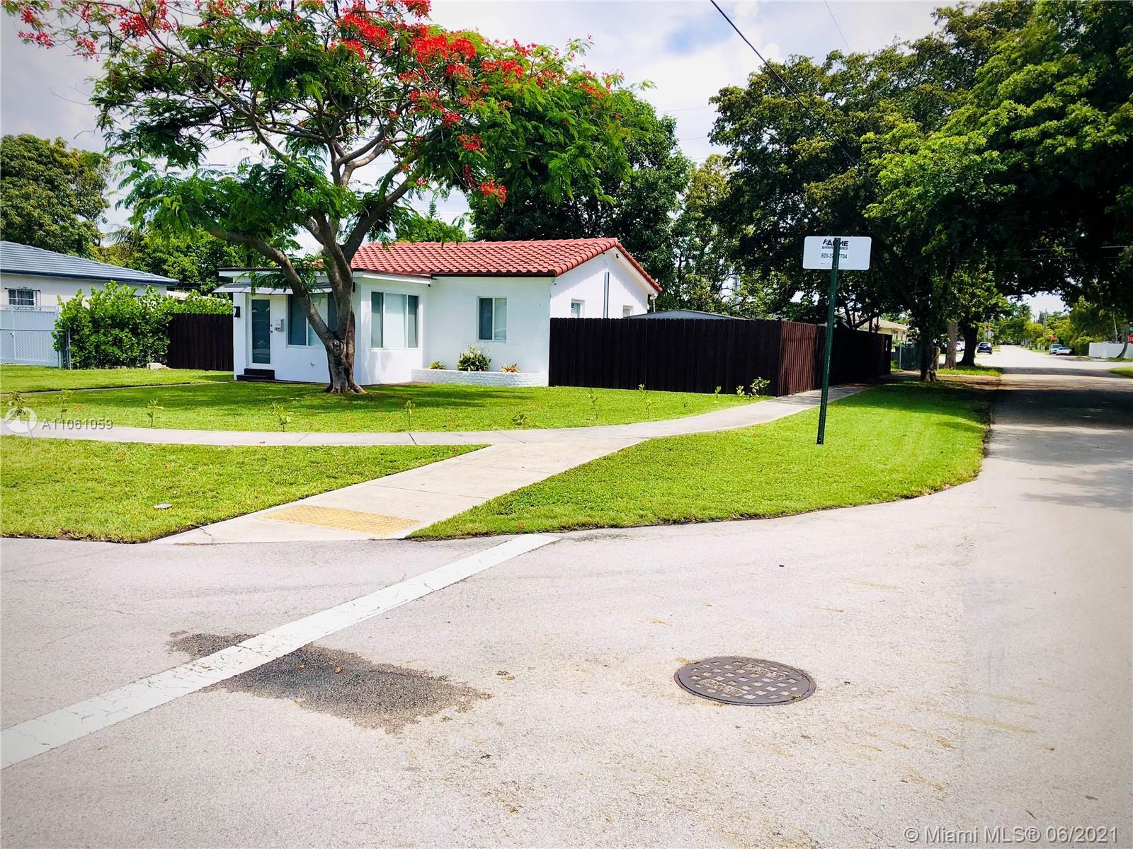 1295 NE 134th St  For Sale A11061059, FL