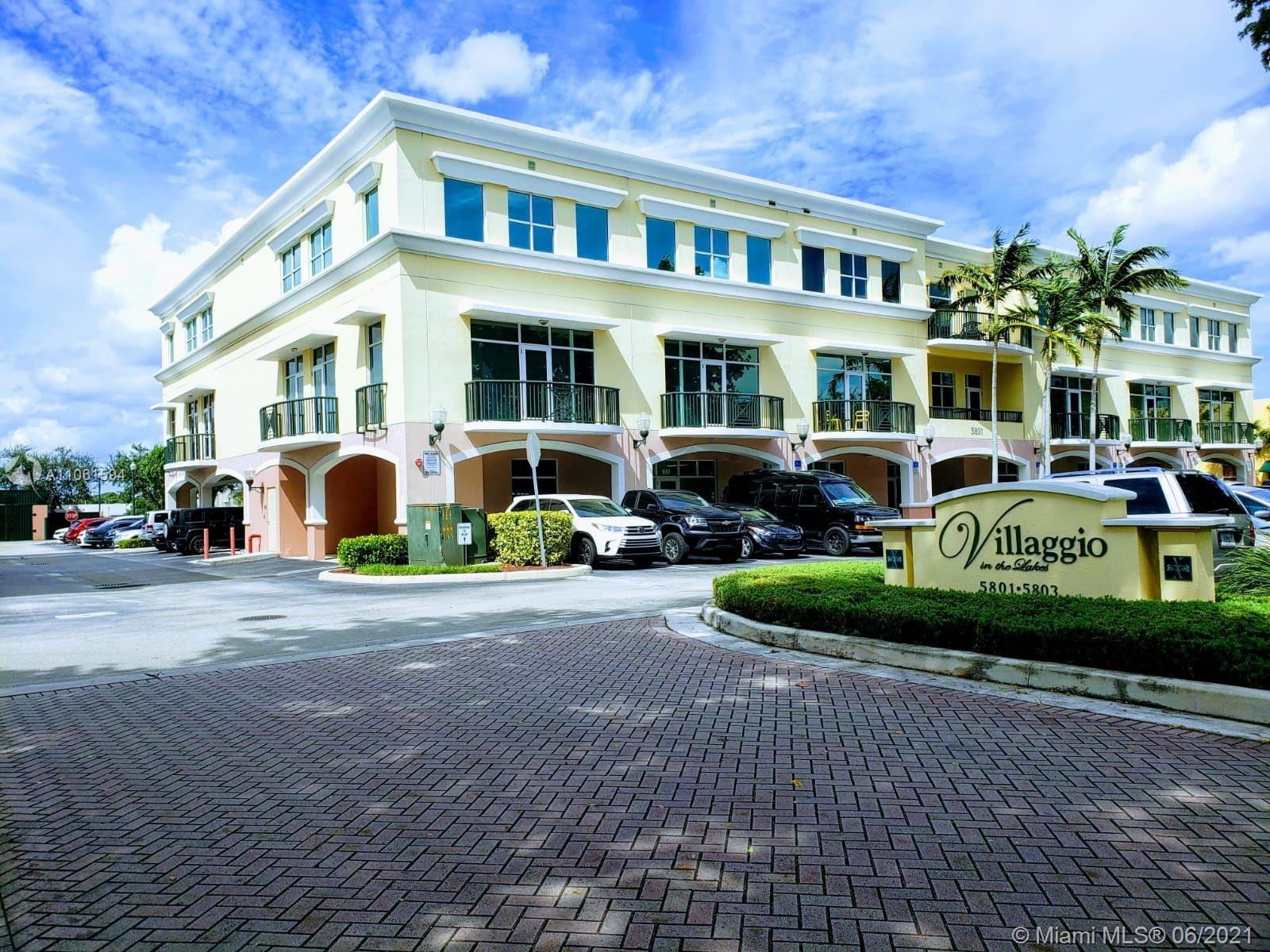 5801 NW 151st St #101 For Sale A11061594, FL