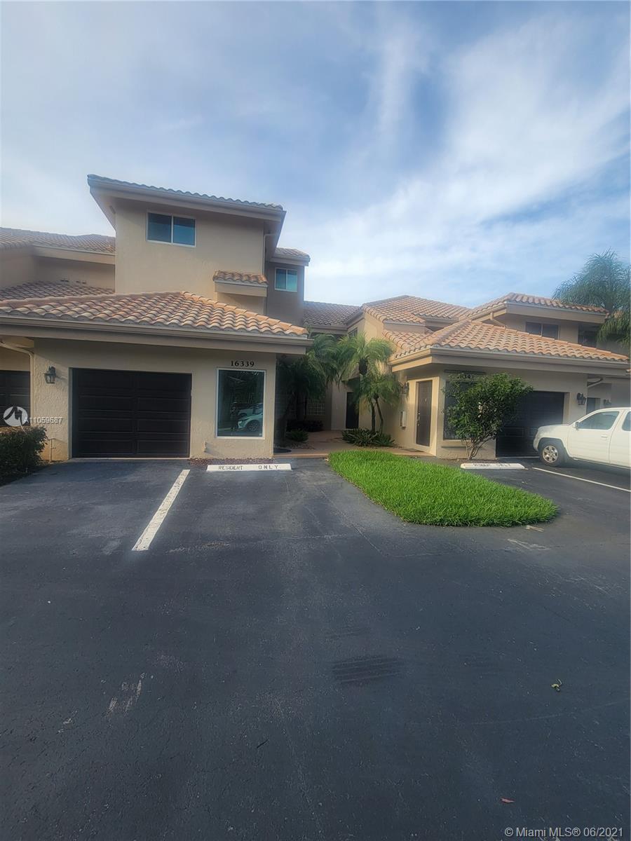 16341  Malibu Dr #19 For Sale A11059687, FL