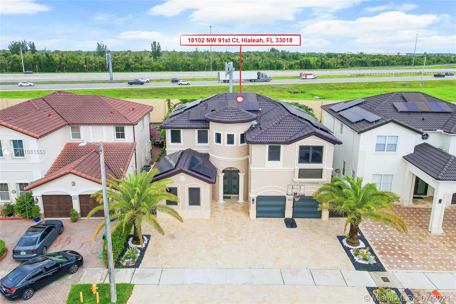18102 NW 91st Ct  For Sale A11061550, FL