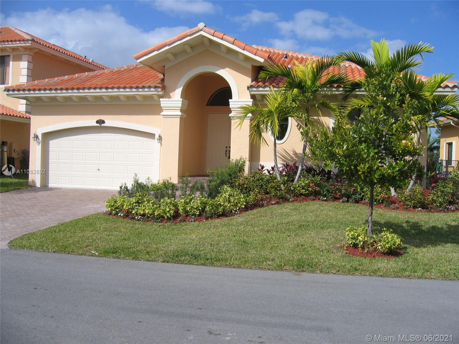 7733 SW 193rd St  For Sale A11062692, FL
