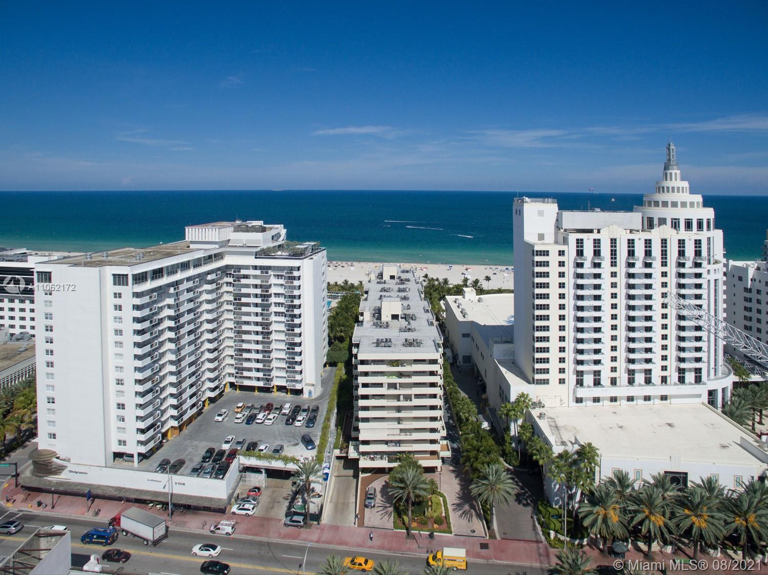 1621  Collins Ave #408C For Sale A11062172, FL