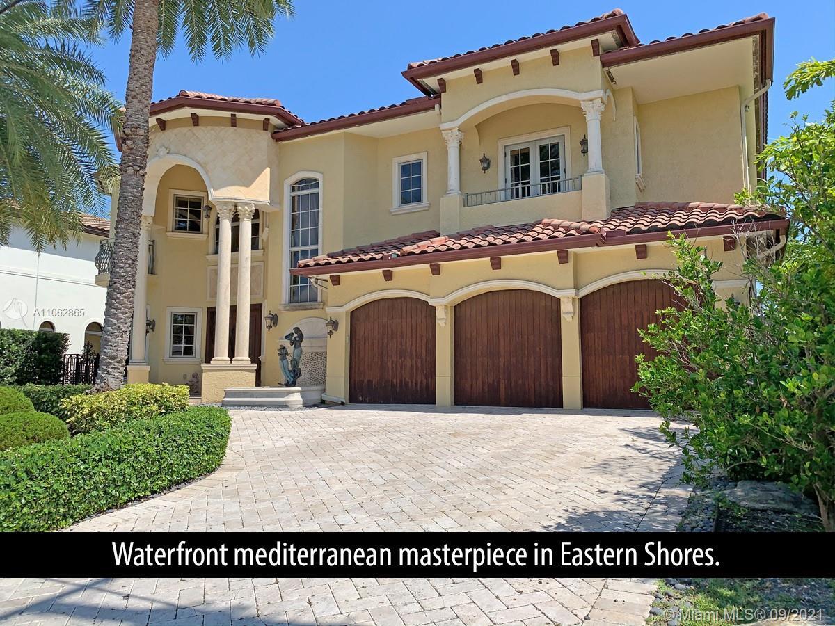16425 NE 31st Avenue  For Sale A11062865, FL