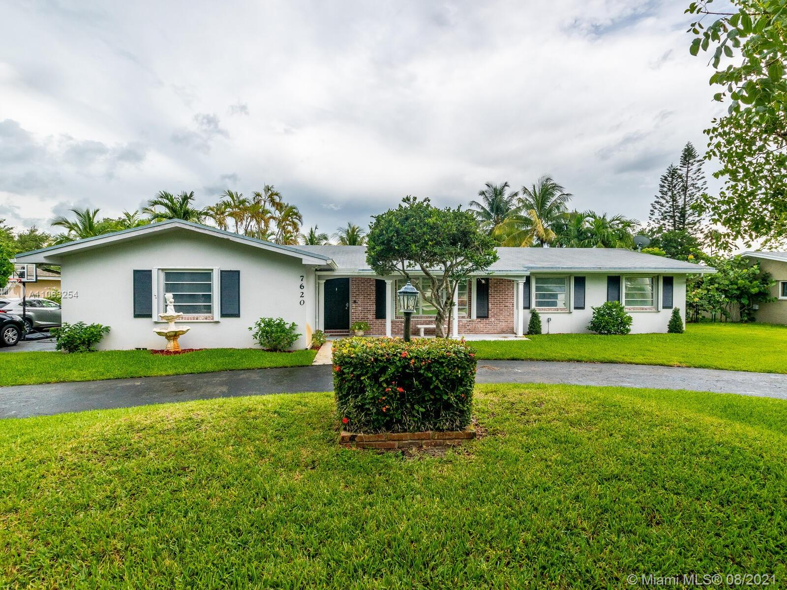 7620 SW 168th St  For Sale A11063254, FL