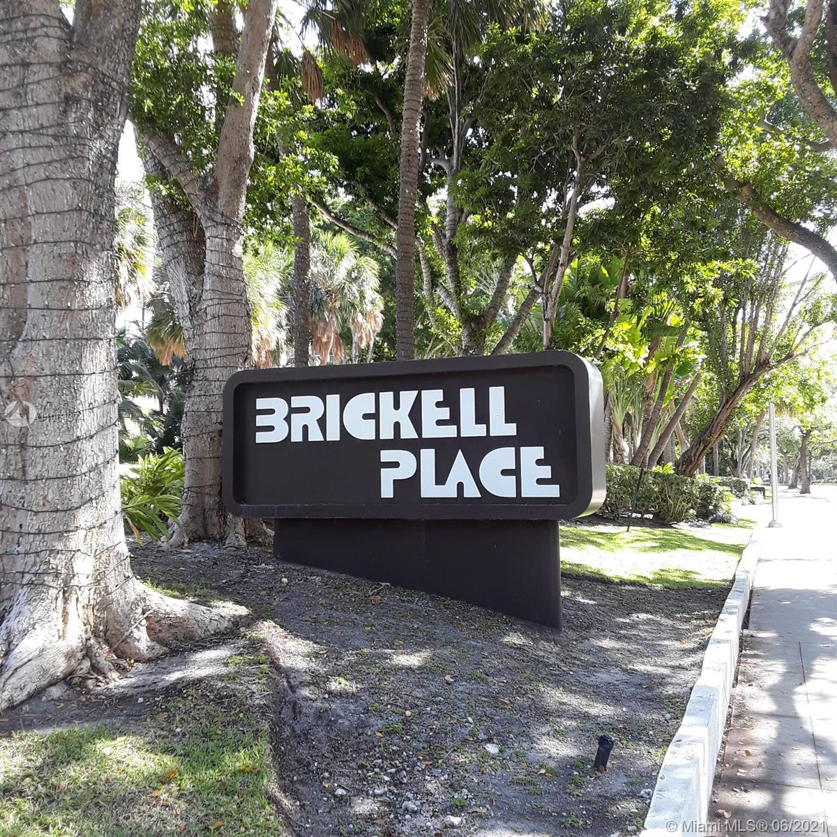 1865  Brickell Ave #A205 For Sale A11064374, FL