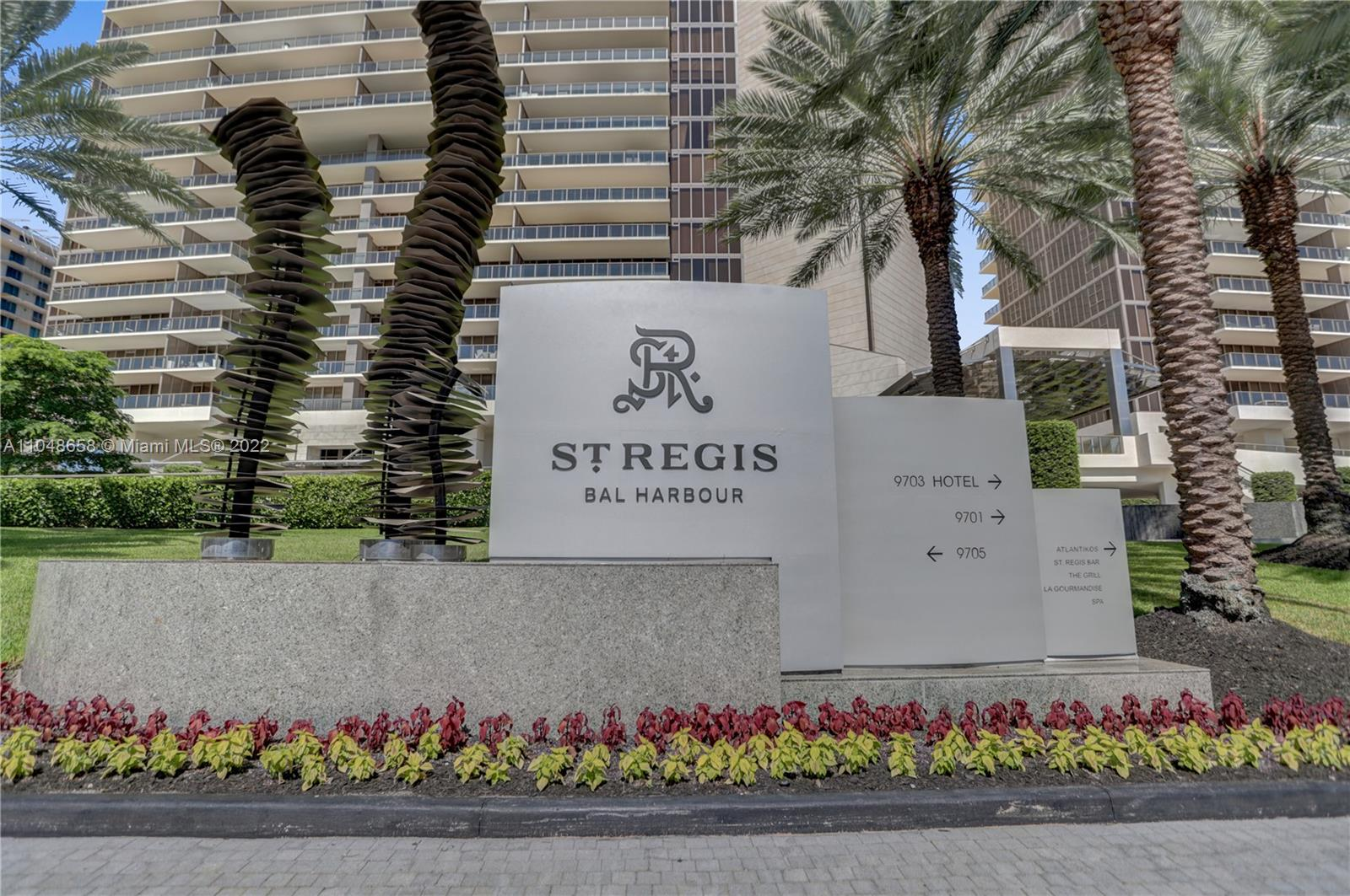 9705  Collins Ave #705N For Sale A11048658, FL