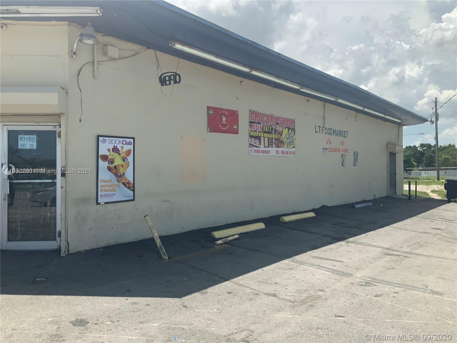 Property is Lease For $2675.00 Monthly. ROOF was replaced in 2013 as per owners. Lease expire March 17 2022. This Property is also a great opportunity to build a multi Family Building.