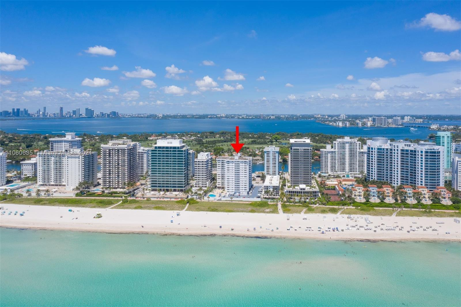 5825  Collins Ave #12F For Sale A11060635, FL