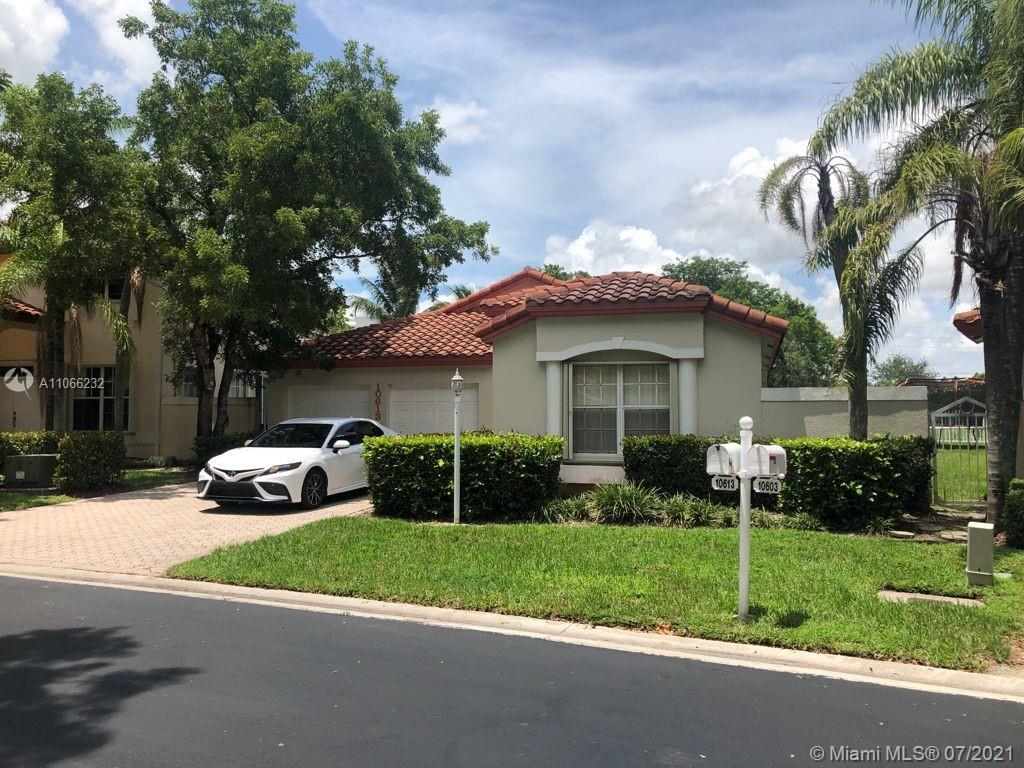 10613 NW 57th St  For Sale A11066232, FL