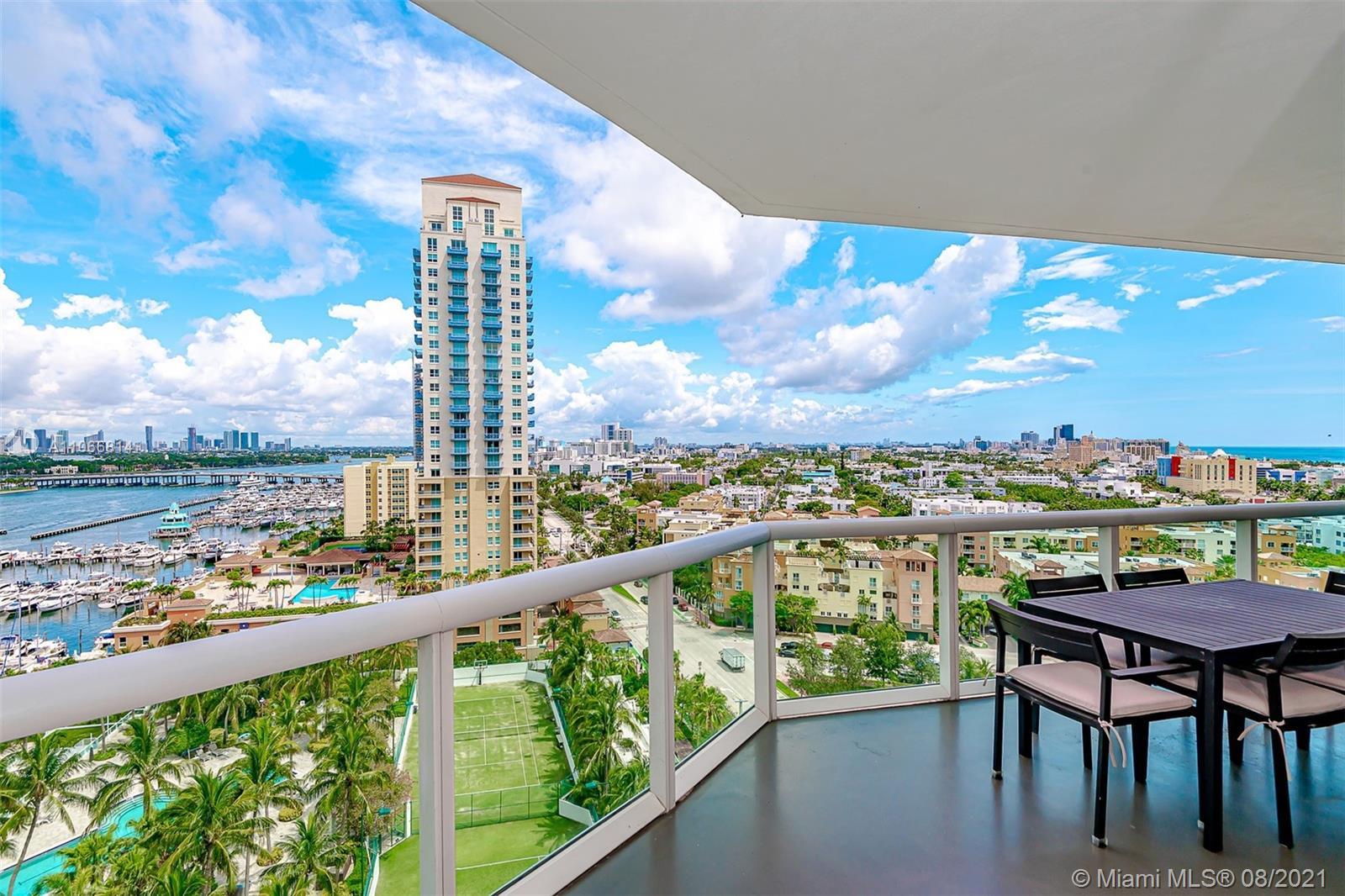 1000 Pointe Dr Unit 1508, Miami Beach, Florida 33139
