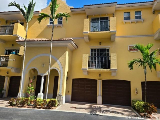 SPECTACULAR TRI-LEVEL UNIT TOWNHOME IN FORT LAUDERDALE - Located in a Quiet gated community of The Grove at River Oaks, this 3/3 unit features a 2 car garage, impact windows & doors, open concept living, large walk in closet and granite countertops. Surrounded in a quiet serene area, this community offers a pool area, lawn/landscaping maintenance, structural insurance for an affordable HOA quarterly fee. *LOCATION* LOCATION *5 minutes from Las Olas Blvd, Downtown Fort Lauderdale & Beach & 10 minutes from Hollywood Beach.  FHA approved. A MUST SEE!