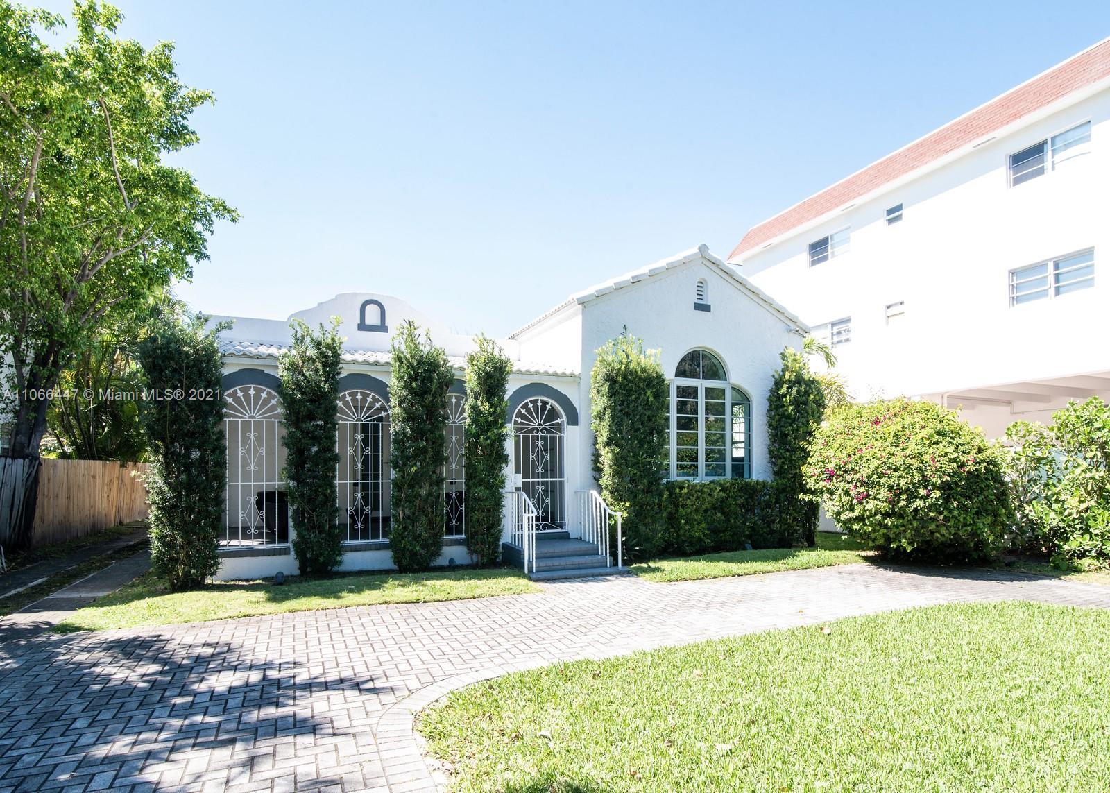 1836  Jefferson Ave  For Sale A11066447, FL