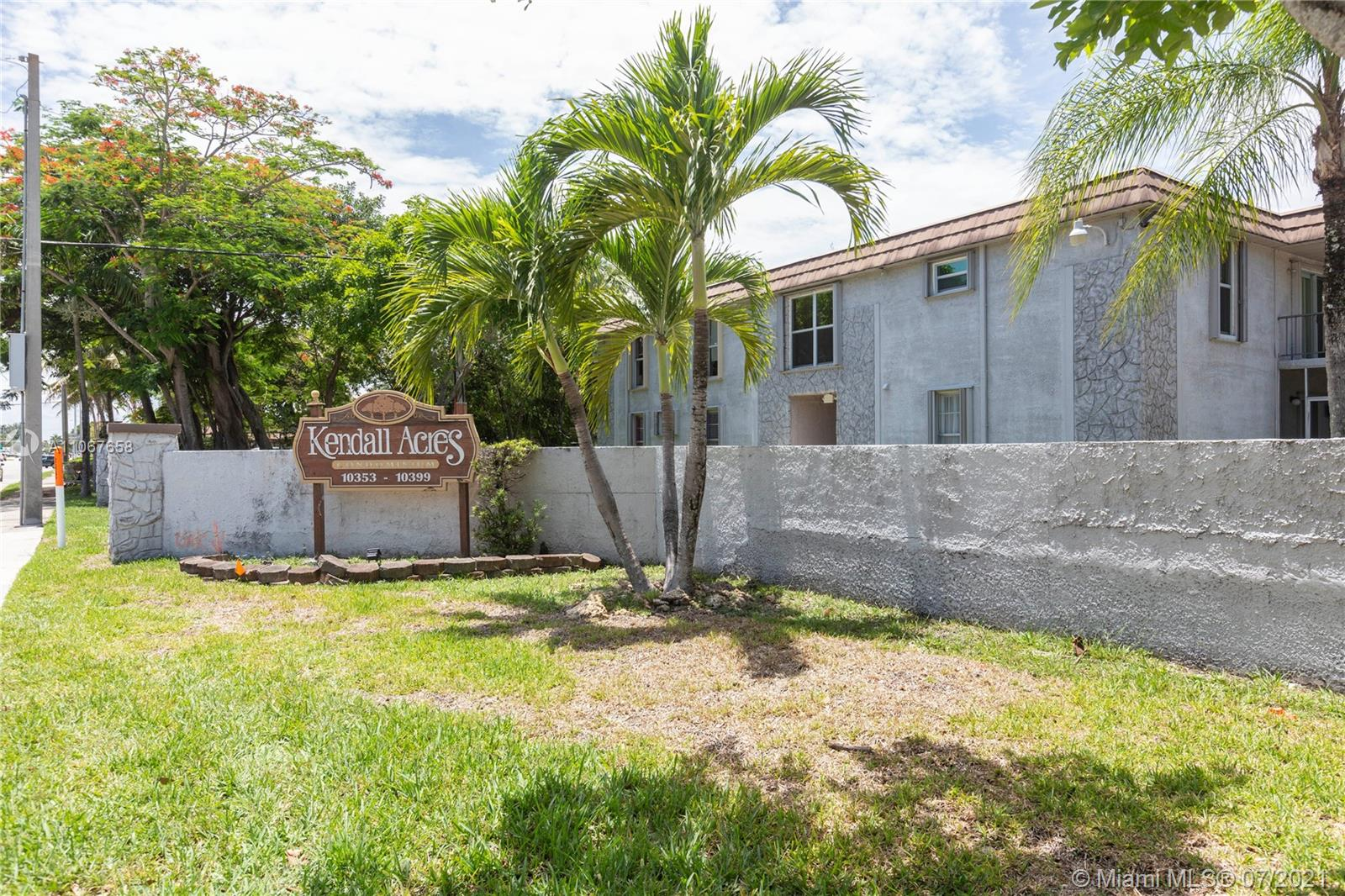 10399 N Kendall Dr #AA1 For Sale A11067658, FL