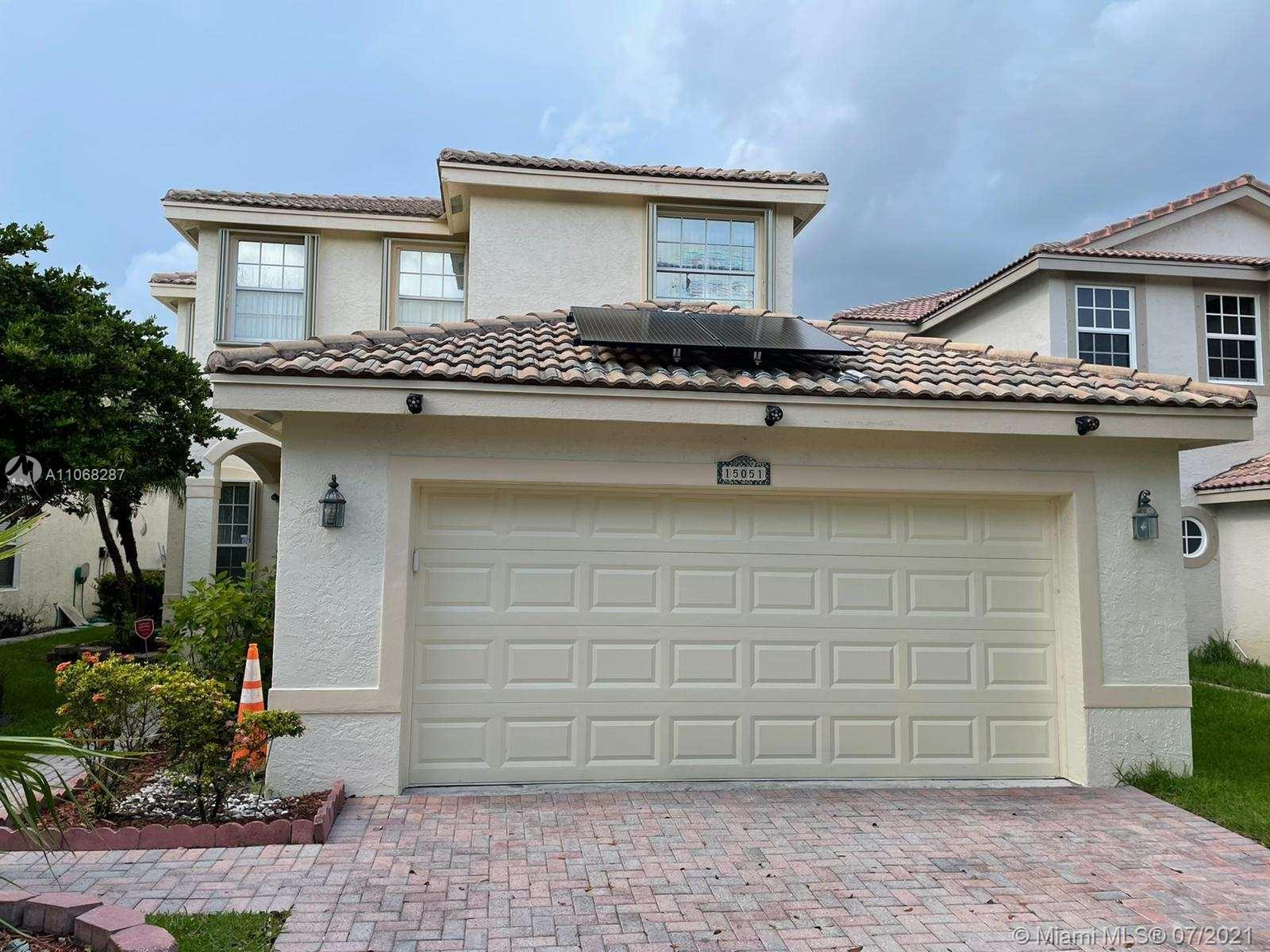 15051 SW 20th St  For Sale A11068287, FL