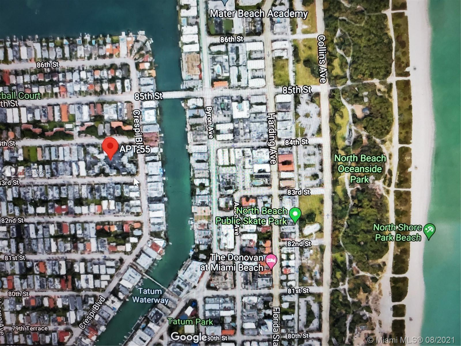 655  83rd St #55 For Sale A11068928, FL