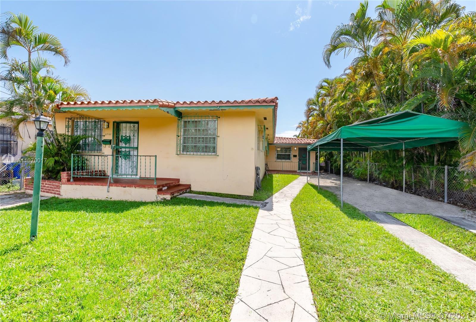 2783 33rd Ave, Miami, Florida 33133