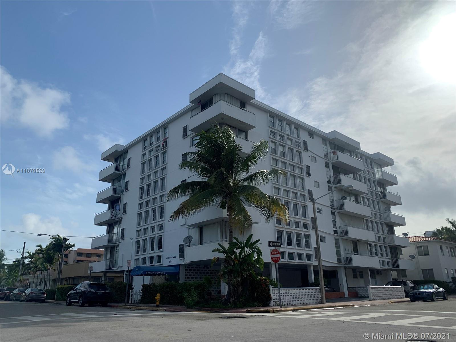 8001  Byron Ave #3A For Sale A11070532, FL