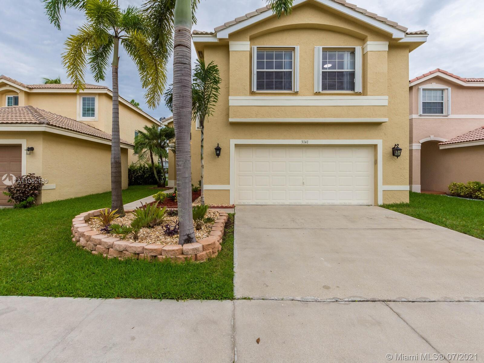 3141 SW 176th Way  For Sale A11062180, FL