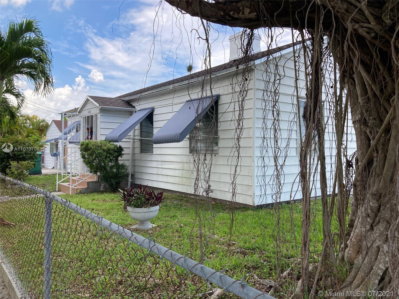 1051 SW 11th Ave  For Sale A11070701, FL