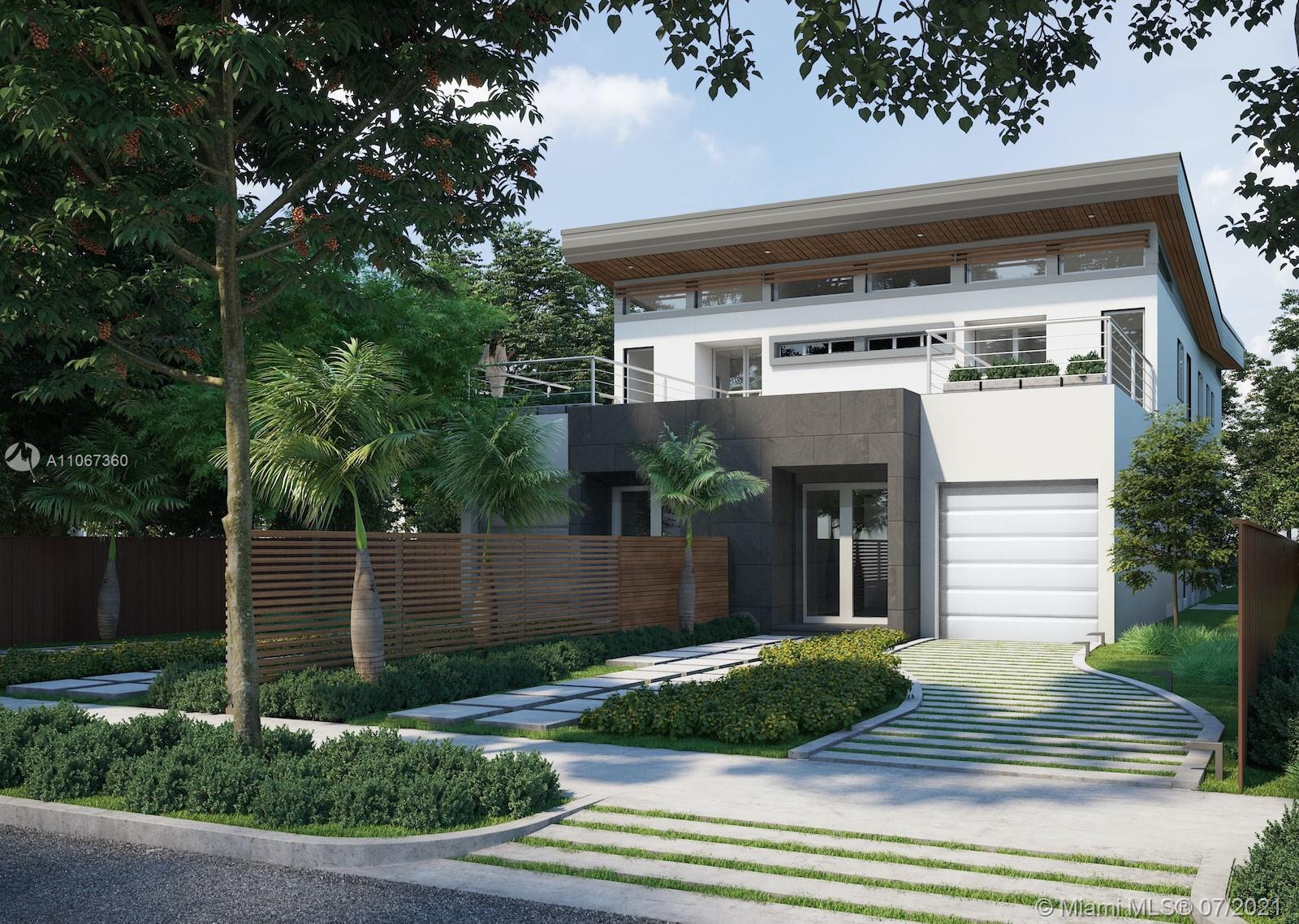 ONE OF TWO SPACIOUS NEW CONSTRUCTION 3 Bedroom 3 Bathroom PLUS Den/Office Townhomes in Highly Sought-After Central Fort Lauderdale with NO HOA! You'll fall in love with the luxuriously comfortable design from the moment you walk in.  Every inch of the 2,425 square feet is filled with high-end materials from the Large Format Porcelain Tiles to the European Cabinetry to the Oversized Doors to the Light Fixtures. Both homes feature an Expansive Open Floor Plan, Quartz Waterfall Countertops, European Cabinetry, 3 outdoor Patio Spaces, and a Private Garage. You'll be close to all Holiday Park offers (Dog Park/Basketball/tennis/volleyball/football/baseball/track), a short bike ride to the Beach, and only minutes from the Fine Dining & Entertainment of Las Olas. August Completion