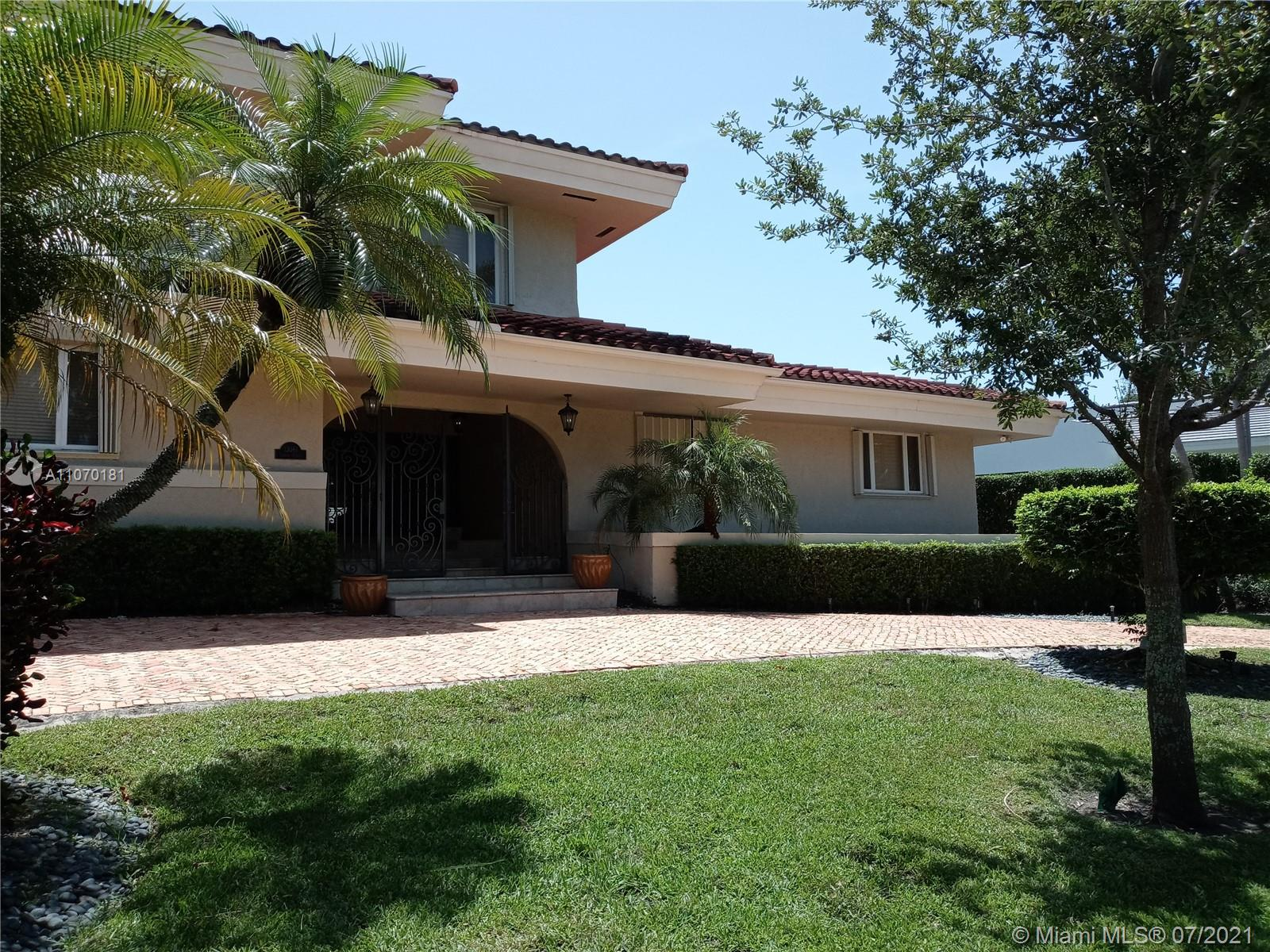 Amazing opportunity to purchase this beautiful waterfront house in Gables by the Sea
