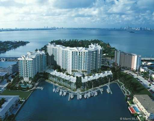 SPECTACULAR CONDO UNIT W/ WATERFRONT VIEW IN DESIRABLE NORTH BAT VILLAGE. 3 BED & 2 BATH CORNER UNIT WITH 2 ASSINGED GARAGE SPACES PLUS VALET PARKING. ALL IMPACT GLASS, UPDARDED KITCHEN BUILT IN 2020 W/ SS APPLIANCES, GRANITE COUNTER TOPS, . 24 HR SECURITY, CONSERGIE DESK & UNLIMITED VALET SERVICE. COMPLEX HAS GREAT 2 POOL AREAS, SPA, SAUNA, GYM, REC ROOMS & MORE.  TWO BALCONIES WITH EXELLENT VIEW OF INTERCOASTAL. SPECIAL ASS. OF $176.20 UNTIL OCTOBER 2022