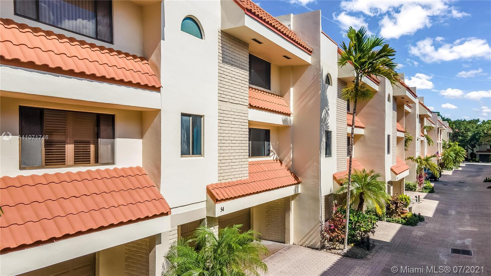 Highly desirable townhouse located in Fort Lauderdale's Victoria Park! Conveniently located by the beach, Galleria Mall, Las Olas and 15 minutes away from the airport. Gated tri-level, 3 bedrooms (Currently open as a den) 2.5 Bathroom, 2 car garage, townhome offers an open concept living area, with an outdoor terrace, perfect for entertaining! Open dining /kitchen with granite countertops, stainless steel appliances, front load W/D and much more. Not to mention , this gated community has recently undergone major improvements: new roof, exterior painting, landscaping, and also has a large pool area. Pets! No problem; you are just a few steps away from Holiday Park (with dog park).