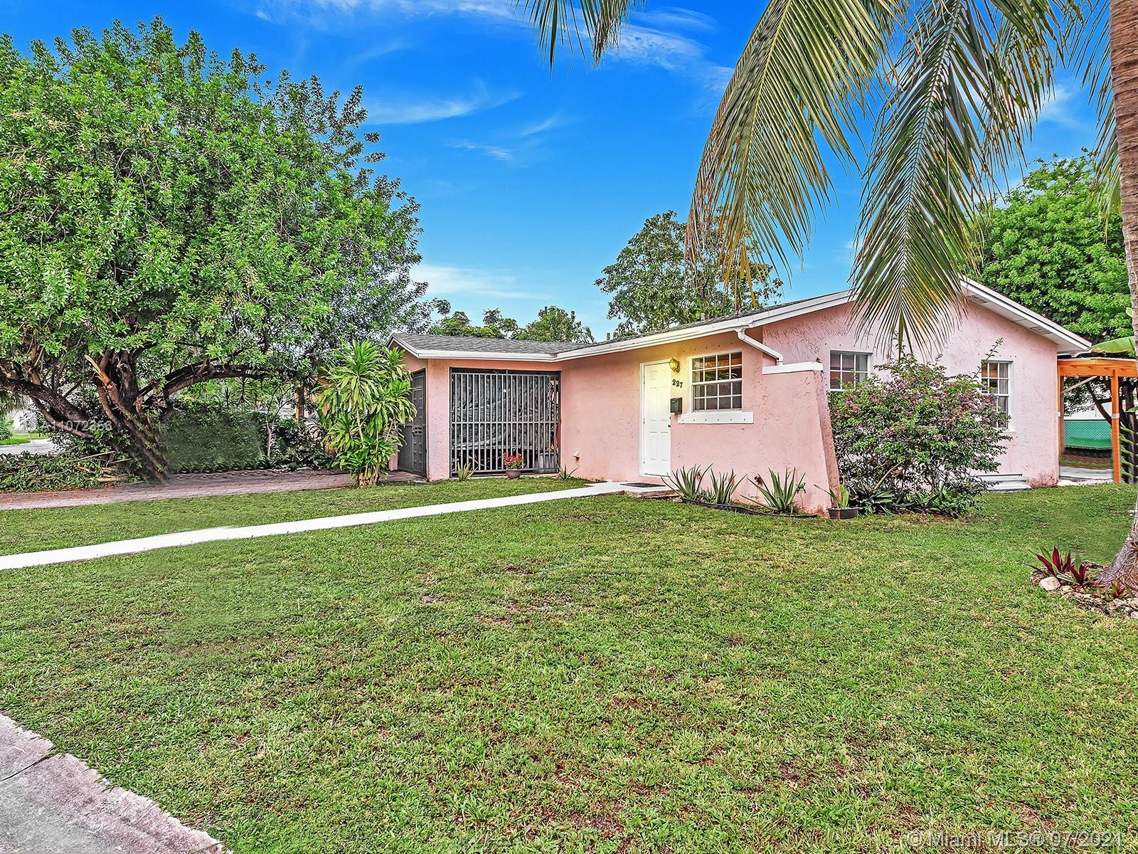 A wonderful Single Family home in Coral Gables city and Coconut Groove Proper. Home is located within walking distance to the prestigious Shops at Merrick Park, Downtown Coconut Grove and the University of Miami. This is an excellent opportunity to live in a great city at an arms length of all the shopping destinations you could think of! Home is perfectly nestled in between two parks, an A+ rated elementary school, and the famous South-Dixie Highway (Route 1). Join this quiet community with an easy commute to downtown Miami...Home features a perfectly sized master bedroom w/ walk in closet, big laundry room, updated kitchen, French doors leading to a covered terrace from the living room and cute boutique yard. Come by and check it out today!!!....A/C and Roof both from 2015.....