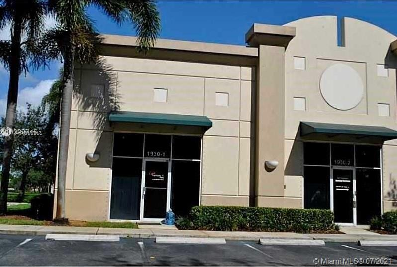 1930 N COMMERCE PKWAY #6  For Sale A11066356, FL