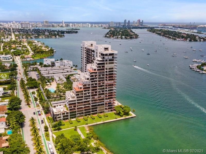Endless Bayfront and Downtown/SOBE Views. 2 Balconies, 1 Upstairs w/ Master Suite and 1 Downstairs w/ Living Room.  Updated and Decorator Finished and Furnished. 5-Star Executive Rental for the Most Discerning Tenants. Can Be Rented for 6 Months - 12 Months. $8000/Month for Short Term (Min. 6 Months) $5,500 for Annual Lease.  New Furnishings and Upgrades/Updates.  New Appliances Including Washer/Dryer in Apt. and New Kitchen Appliances.  Large Lovely Living Area with Amazing Views to Enthrall You Day and Night. Located in the Prestigious Venetian Islands, This Building Boasts 2 Pools, State-of-the-Art Gym, 24-Hour Full Service/Security Bldg. Private Showings Daily ... Don't Delay!!!
