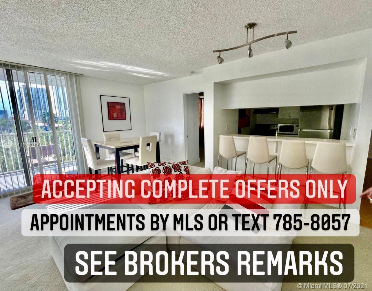 800 N Miami Ave #E-509 For Sale A11073033, FL