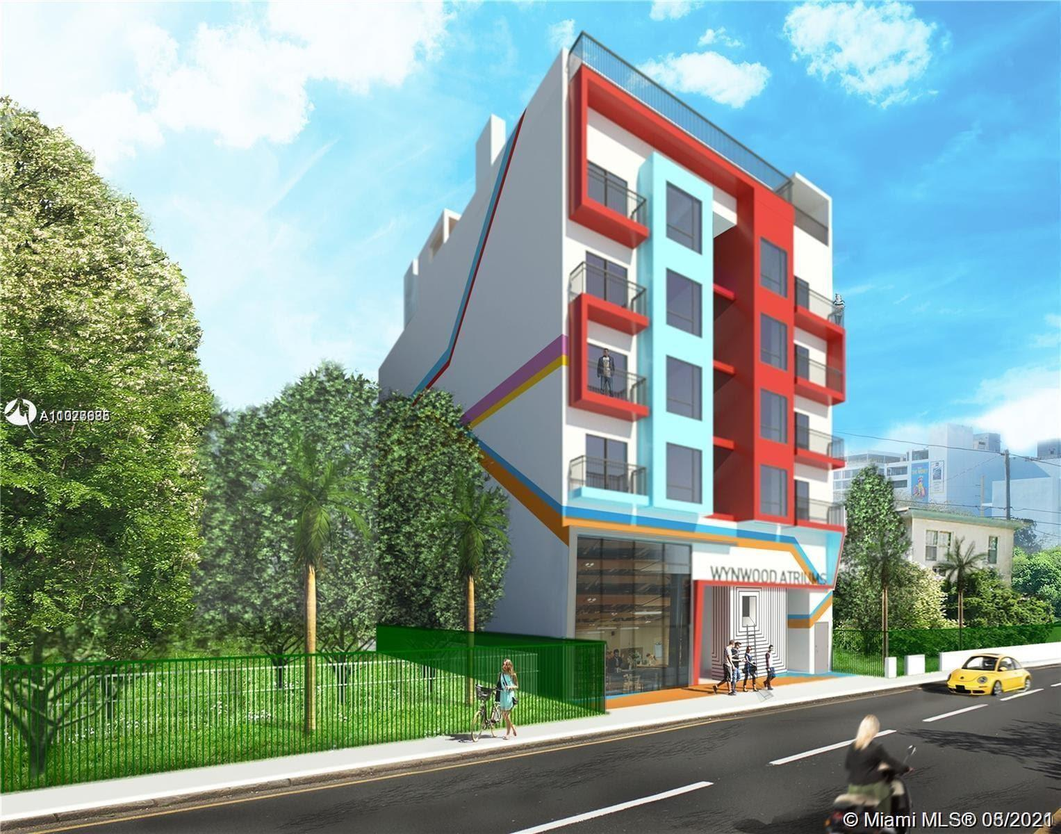 136 NW 26 st #206 For Sale A11073685, FL