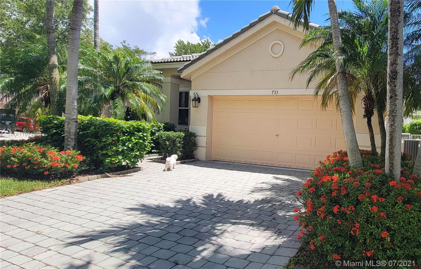 733  Aster Way  For Sale A11074204, FL