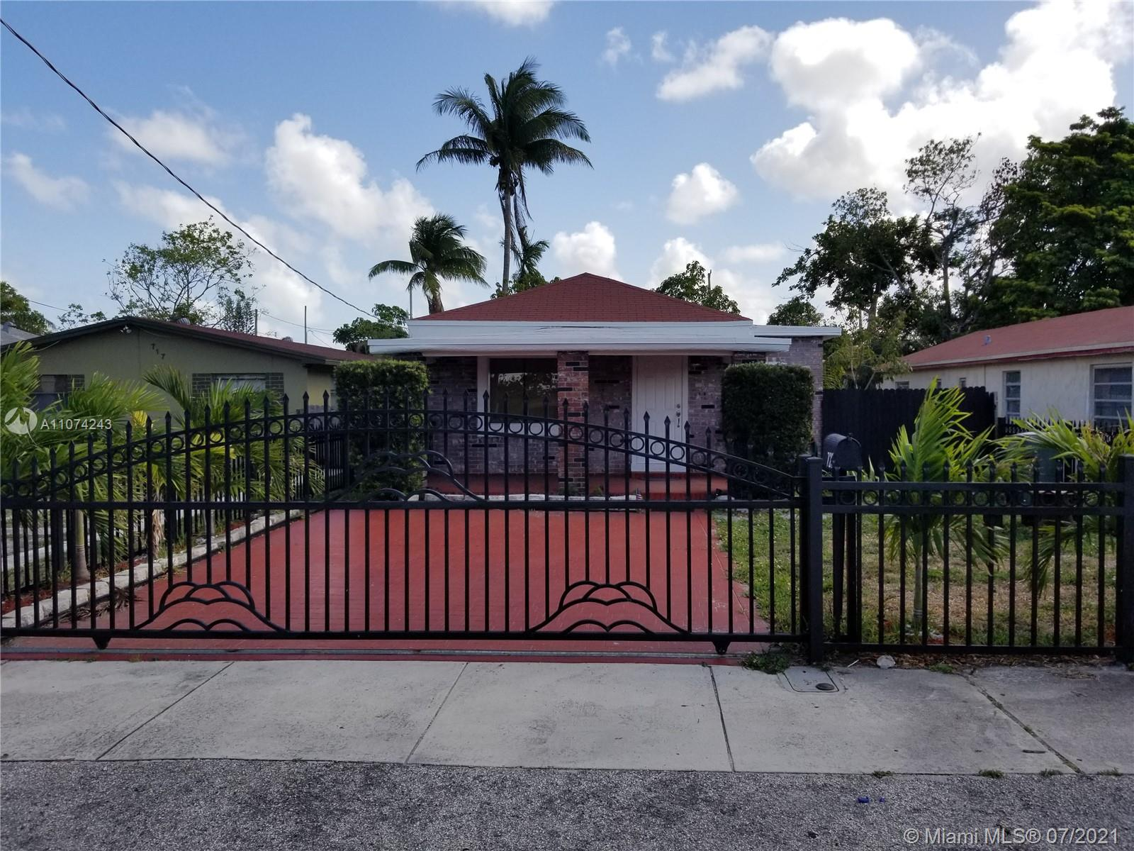 721 NW 6th St  For Sale A11074243, FL