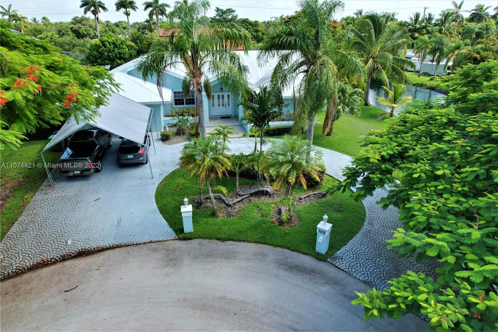 7741 SW 169th St  For Sale A11074421, FL