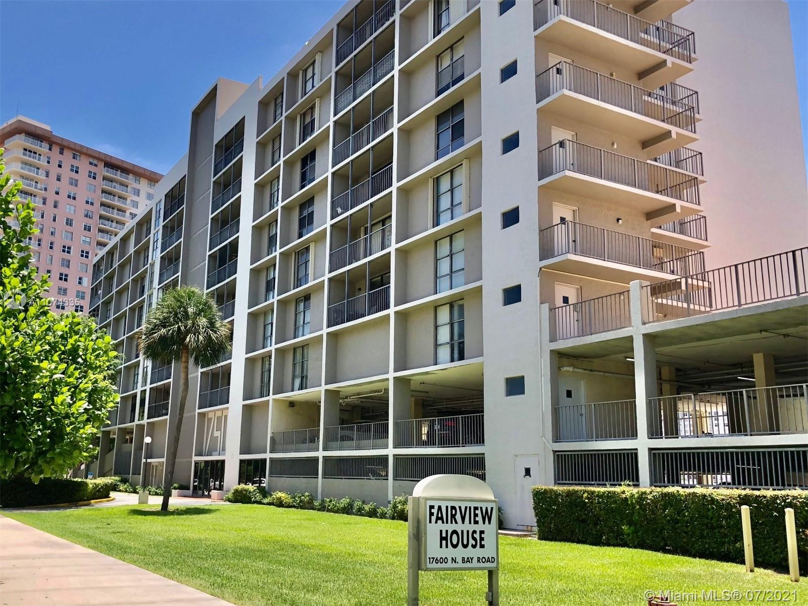 17500 N Bay Rd #S603 For Sale A11074335, FL