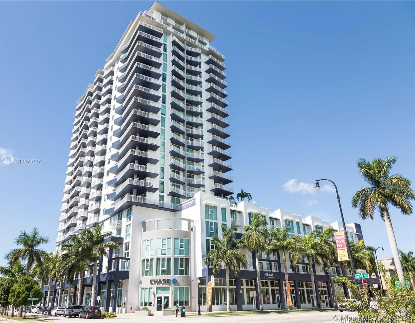 SPECTACULAR 3 BED - 2 BATH- 1305 Sq Ft - 2006 Building - 11 floor - Corner Unit- Best line in the building with wraparound balcony views of Biscayne Bay. Located in the new hot area Edgewater. Building has concierge, 24 hour security, renovated gym, social room, Swimming pool, Jacuzzi, and more amenities. Close to the Performance Arts, walking distance to American Airlines Arena and Bayside.  Publix across the street. Two assigned cover parking spots. Swimming pool, Jacuzzi, Gym and more amenities.