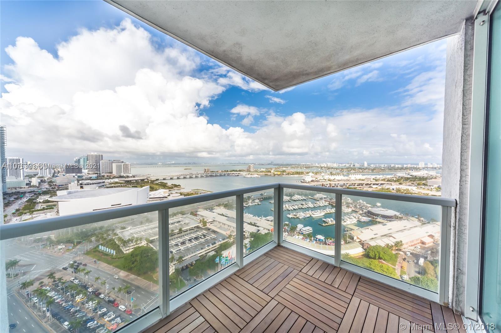 244 Biscayne Blvd 3302, Miami, FL 33132